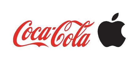 Лого на кока кола